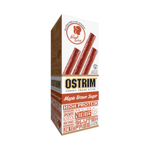 OSTRIM Turkey Maple Brown Sugar Snack Sticks