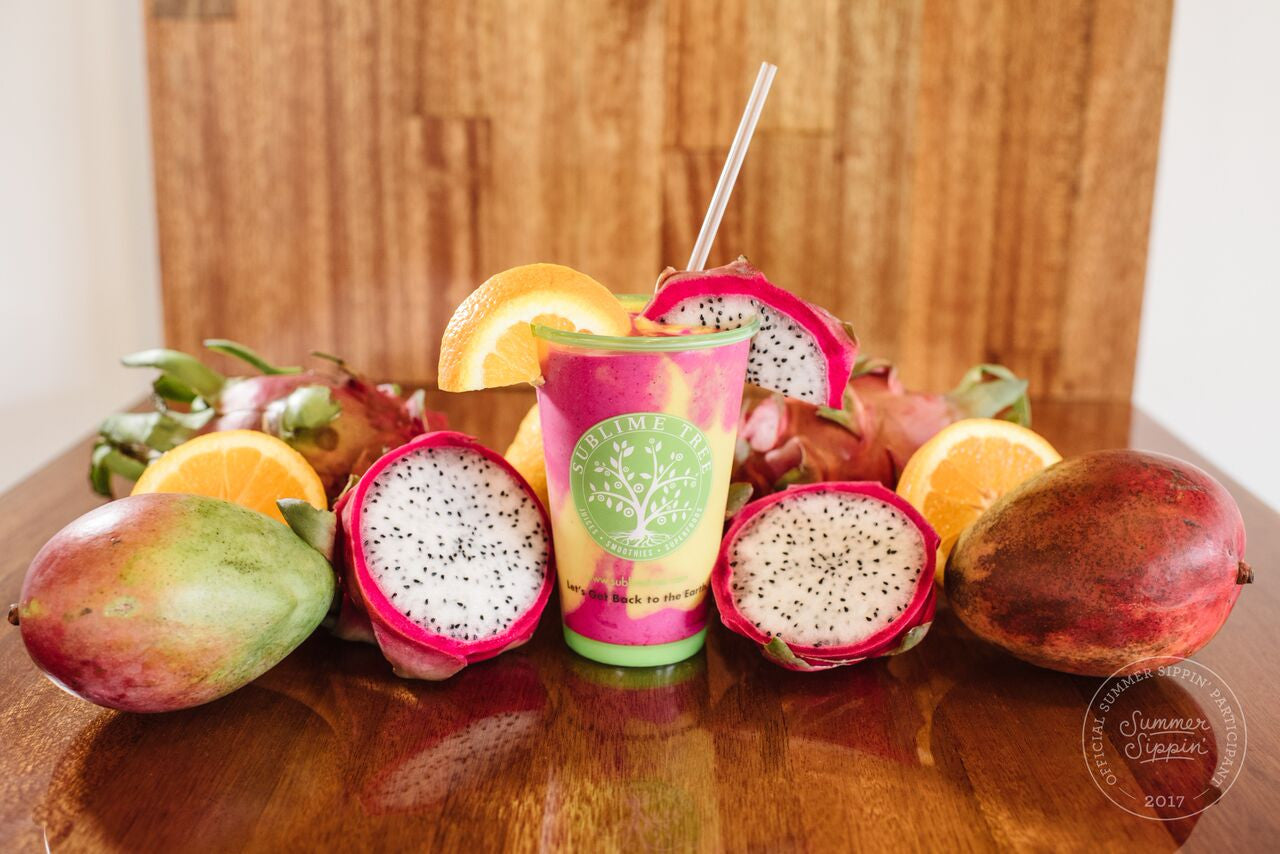 Check out Sublime Tree's Submission to Roswell's Summer Sippin' Contest!