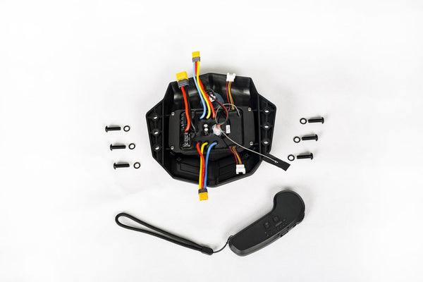 Backfire Electronic Kit For The Upgrade Of G2 To G2s - e-longboard