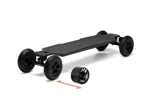 GTR CARBON 2 IN 1 Aktion -100. OFF - e-longboard