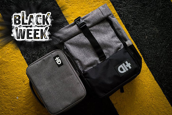Alter Bags Bundle– Midnight Black Blackweek