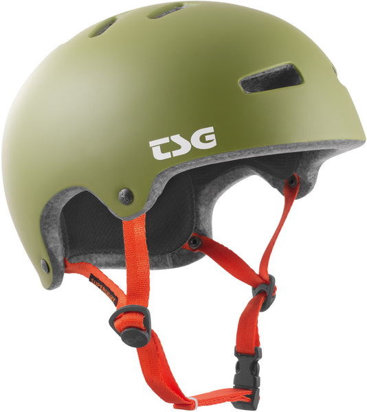 TSG SUPERLIGHT SOLID COLOR SKATE HELM - e-longboard