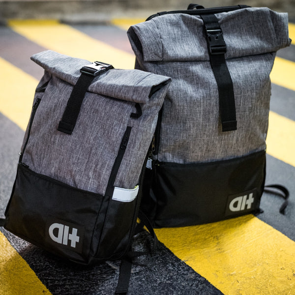 Alter Bags Native Backpack – Dove Grey - e-longboard