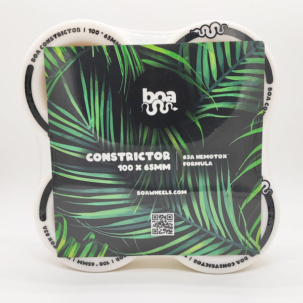 Boa Constrictor 100mm Wheel (Set Of 4)