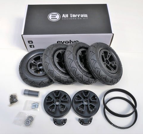 GTR/GTX/GT ALL TERRAIN KIT - e-longboard