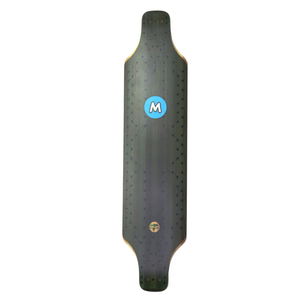 MELLOW SURFER DECK - e-longboard