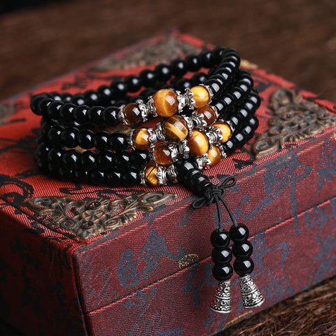 Protection Mantra Mala Beads - Store Without A Door