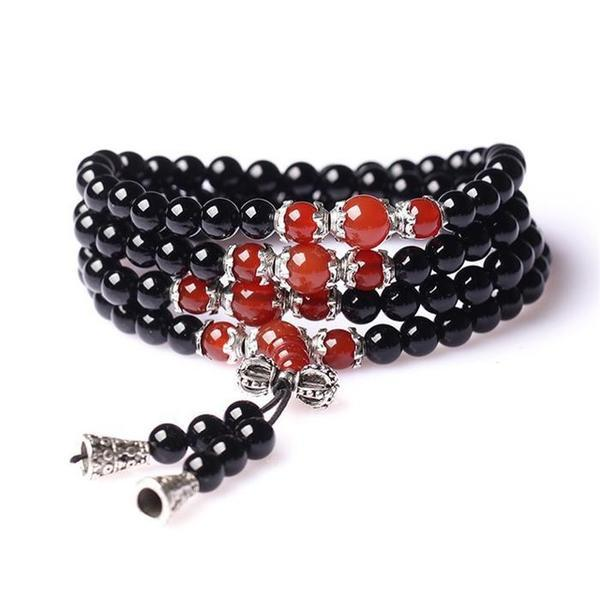 Protection Mantra Mala Beads