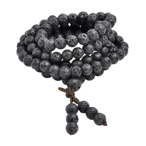 The Grounding Mala-Lave Stone Beads - Store Without A Door