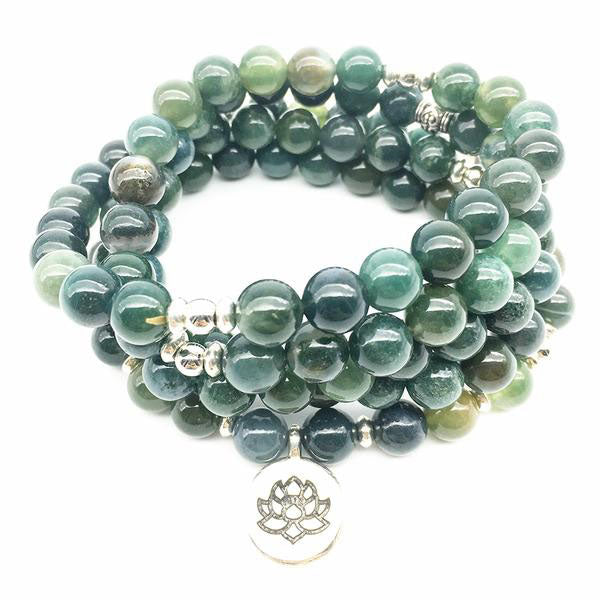 The New Life Mantra Mala