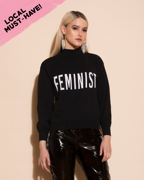 Feminist Turtleneck
