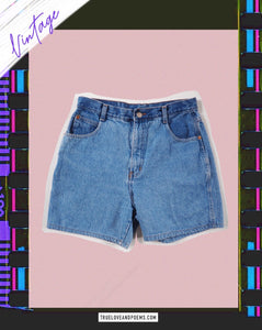 Forenza Denim Vintage Shorts / T:12
