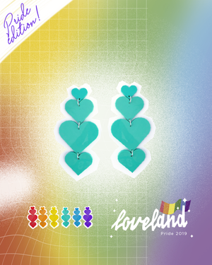 The polilove Earrings - PRE/ORDER