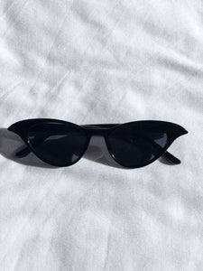 Miranda Cat eye Sunnies / Black
