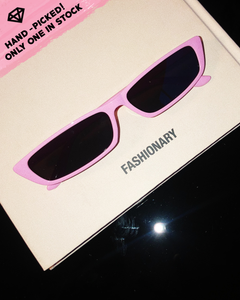 Sweet alien Sunnies / Pastel pink