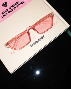 Astro Sunnies / Hot pink