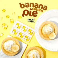 Candy Cubes - Banana Cream Pie