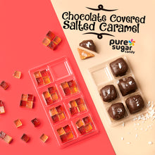 Candy Cubes - Chocolate Salted Caramel