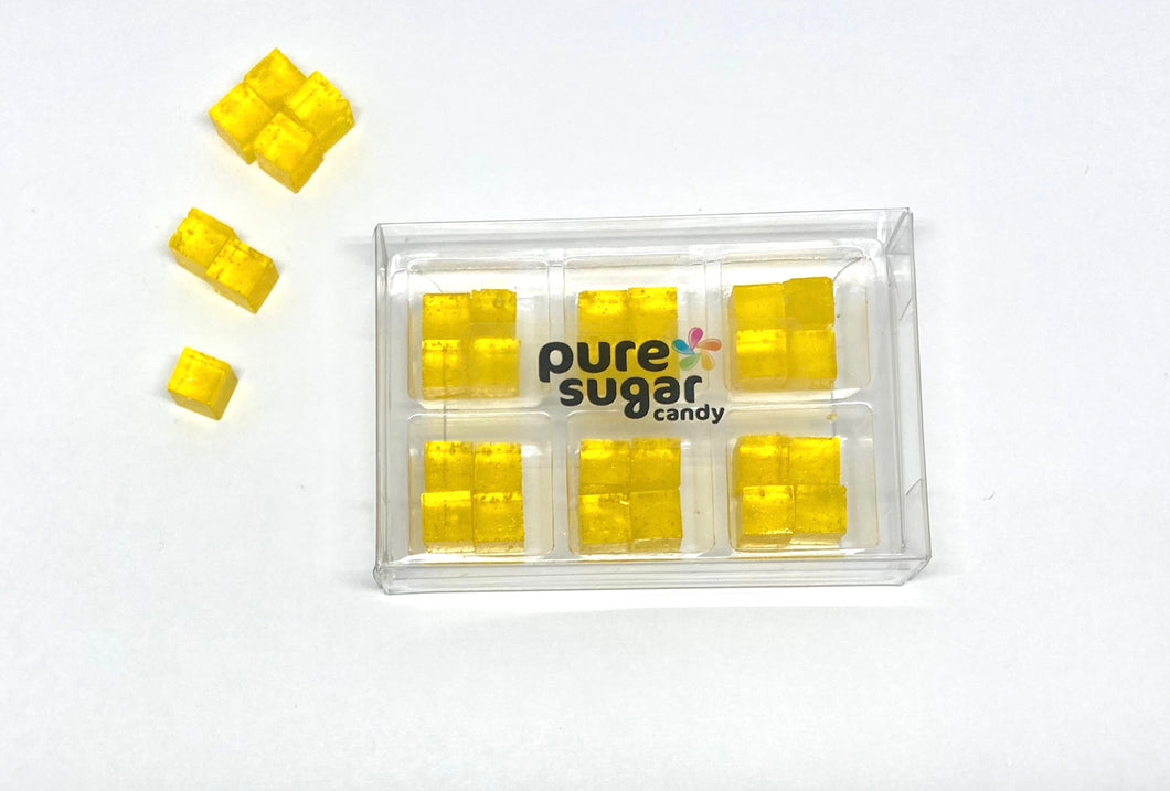 Candy Cubes - Pineapple