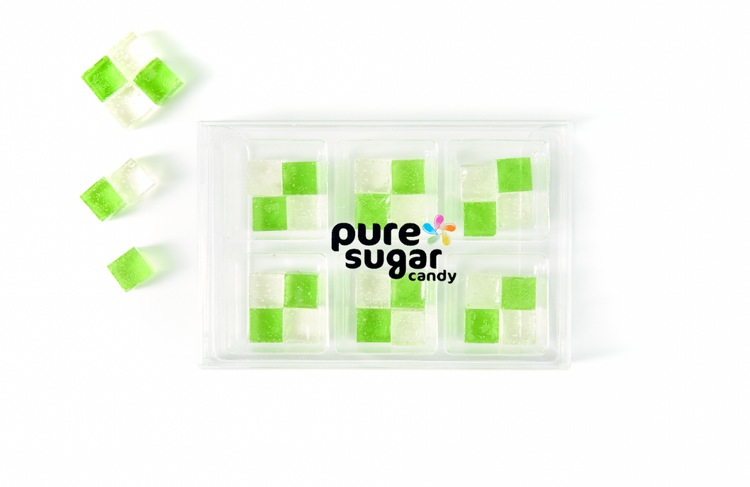 Candy Cubes - Key lime Pie