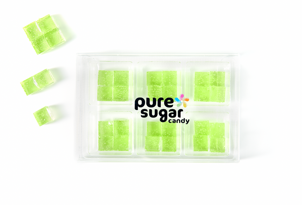 Candy Cubes - Melon