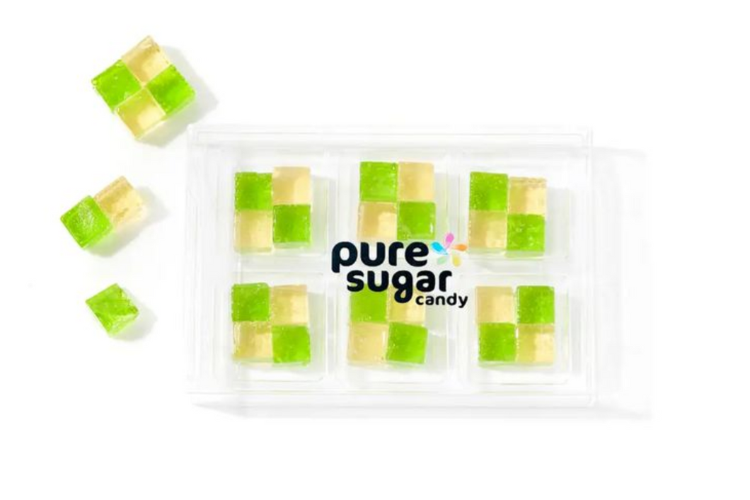 Candy Cubes - Caramel Apple