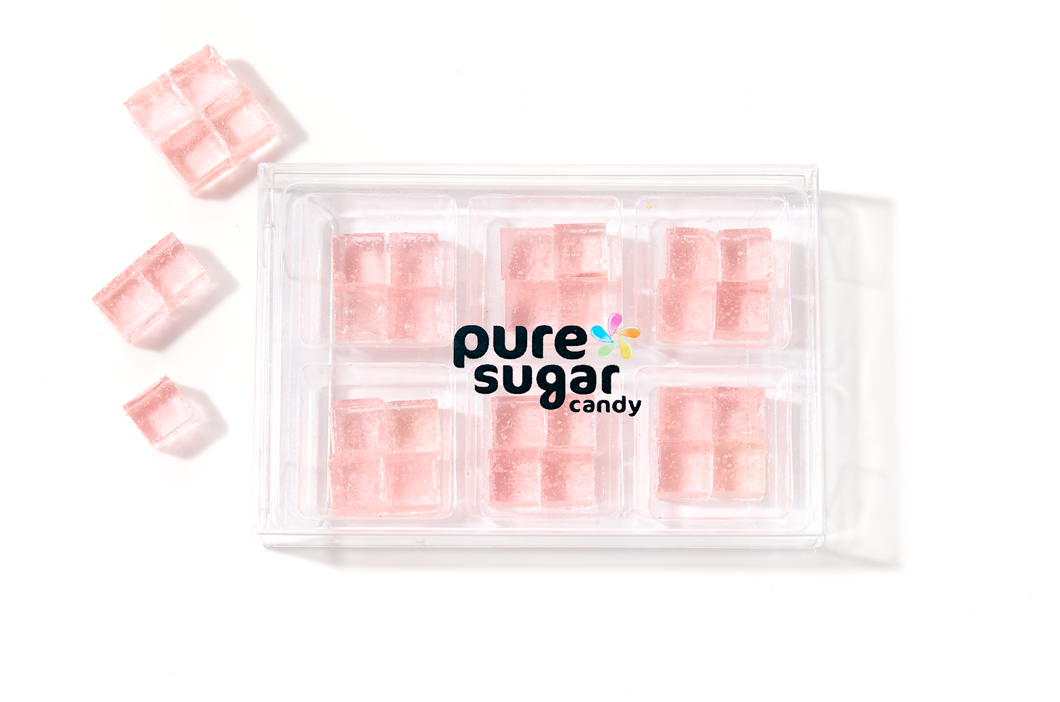 Candy Cubes - Strawberry