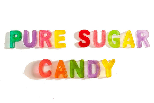 Candy Letters