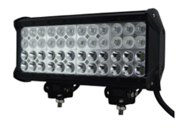 12 INCH 144w x 4 ROW CREE LED COMBO BEAM LIGHT BAR