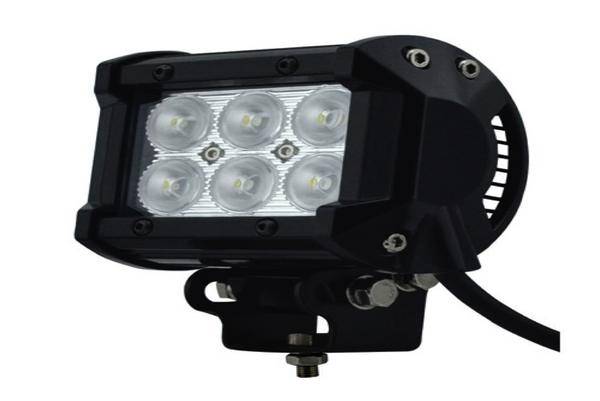 18W CREE LED Work light 2 Row spot light