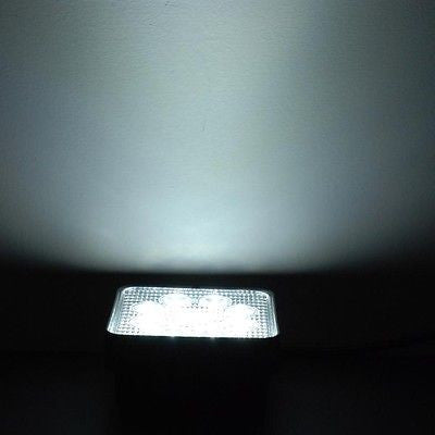 27W LED Square Spot Beam Work Light