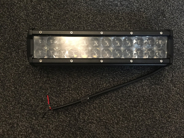 "12"" 72w CREE 4D LED Combo beam Light Bar"