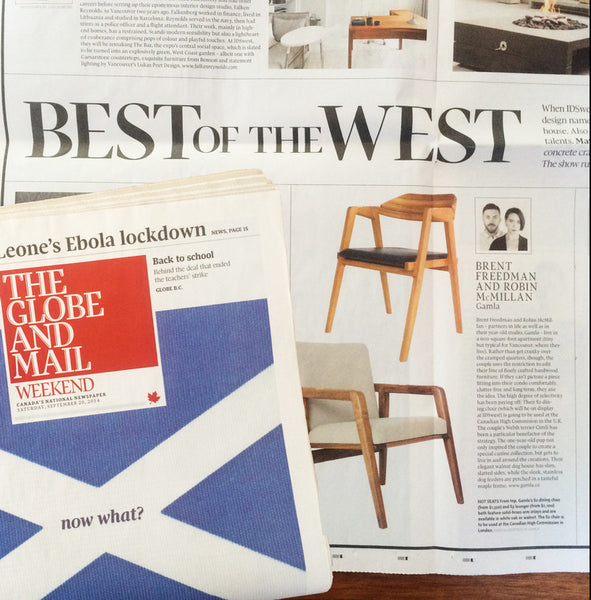 Globe and Mail Best of the West