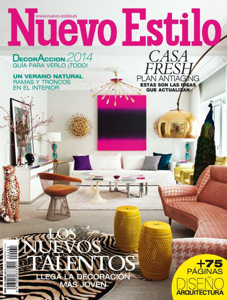Feature in Nuevo Estilo