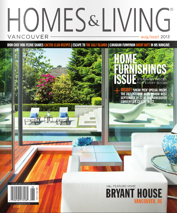 Changing The Face of Functional Art: Feature in Homes & Living