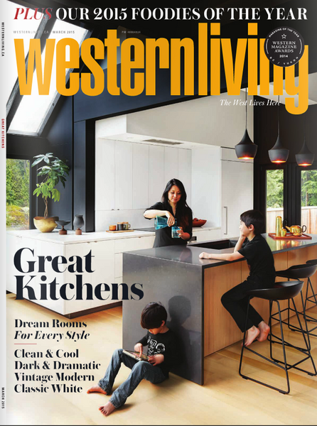 Ones To Watch: Feature in Western Living Magazine