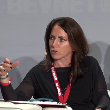 Rebecca Messina, former CMO of Venturing and Emerging Brands, Coca-Cola