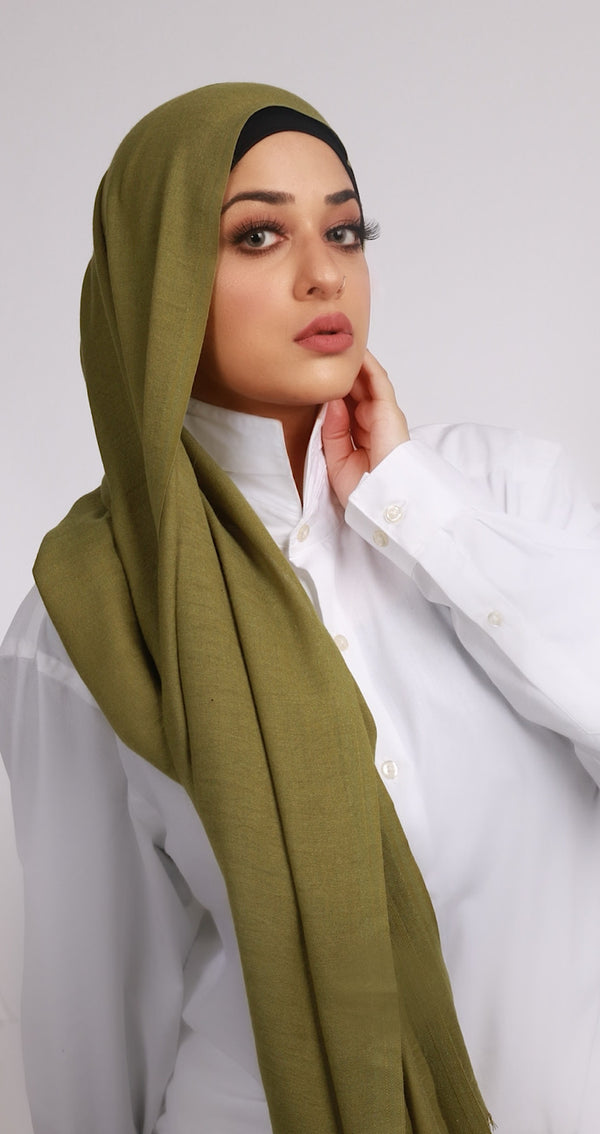 LUXURY TURKISH COTTON OLIVE