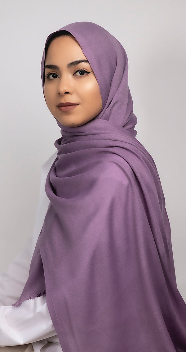 LUXURY TURKISH COTTON DEEP LAVENDER