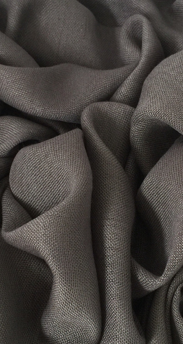 TURKISH COTTON DARK GRAY - GESSO