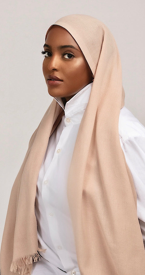 LUXURY TURKISH COTTON NUDE PEACH