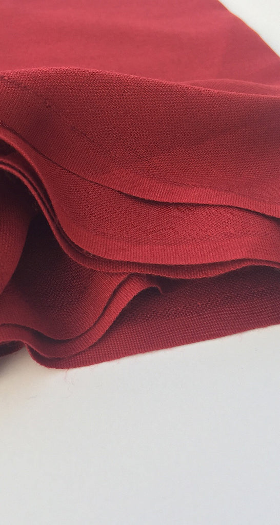 TURKISH COTTON MAROON - GESSO