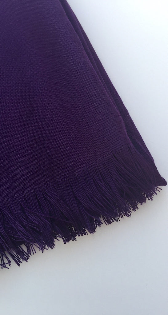 TURKISH COTTON PURPLE - GESSO