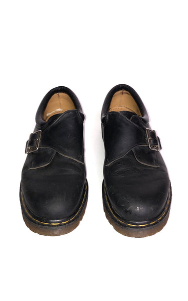 DR MARTENS Buckle Shoes size 10