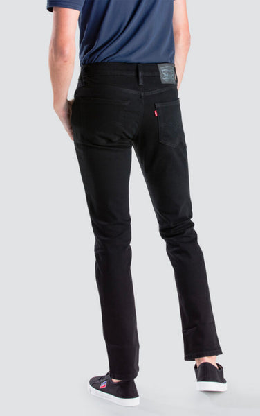 512 Goldenrod Slim Taper Jean