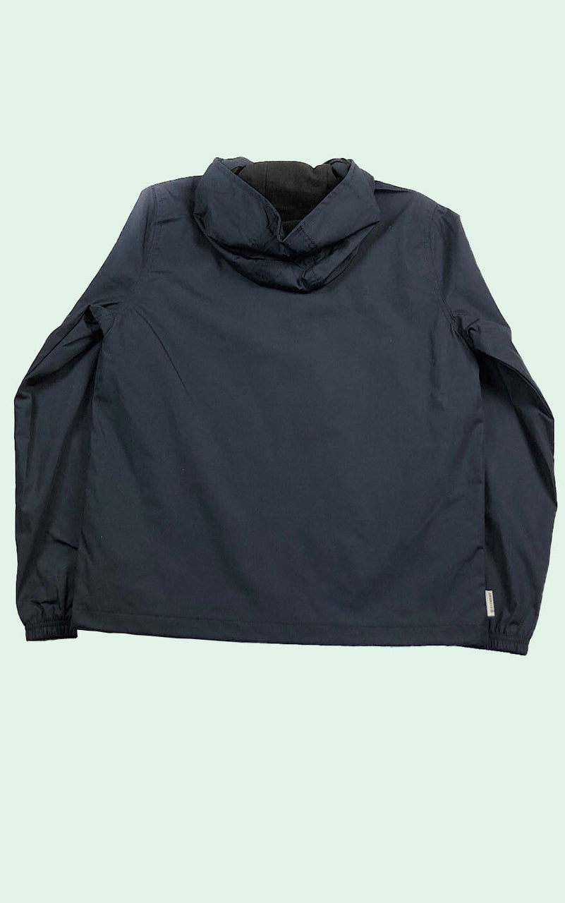 Alder Zip Water Repellent Jacket Navy