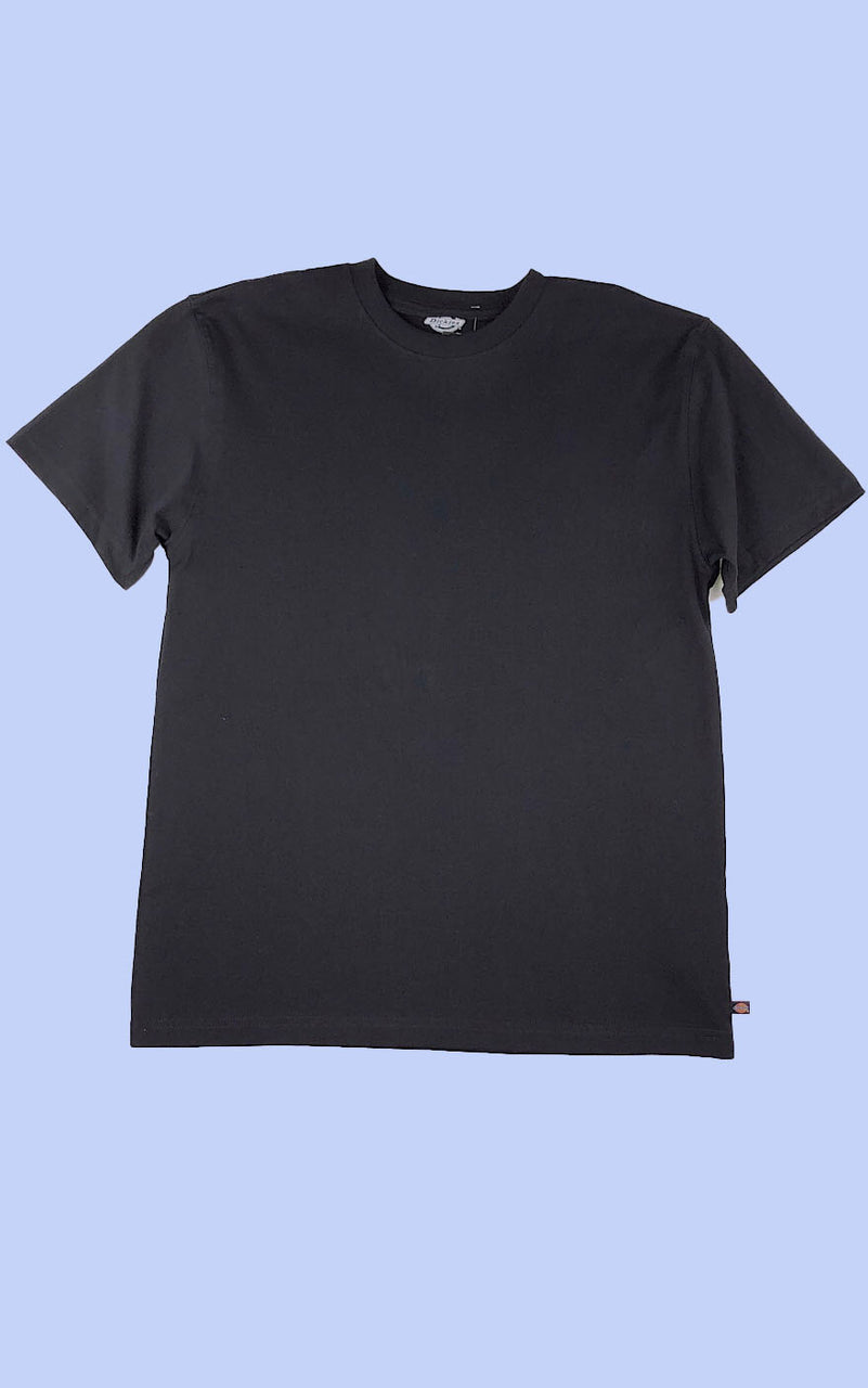 Short Sleeve Heavyweight Tee WS450 Black