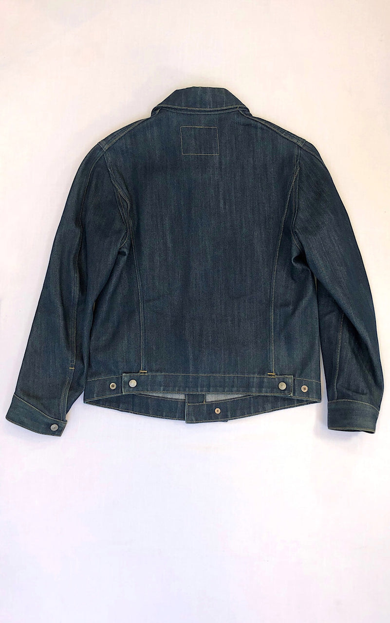 Denim Drop: Japanese Levi's Engineered Jacket