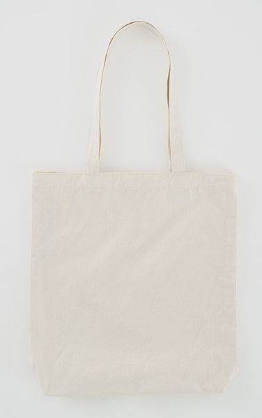 Merch Tote Natural Canvas
