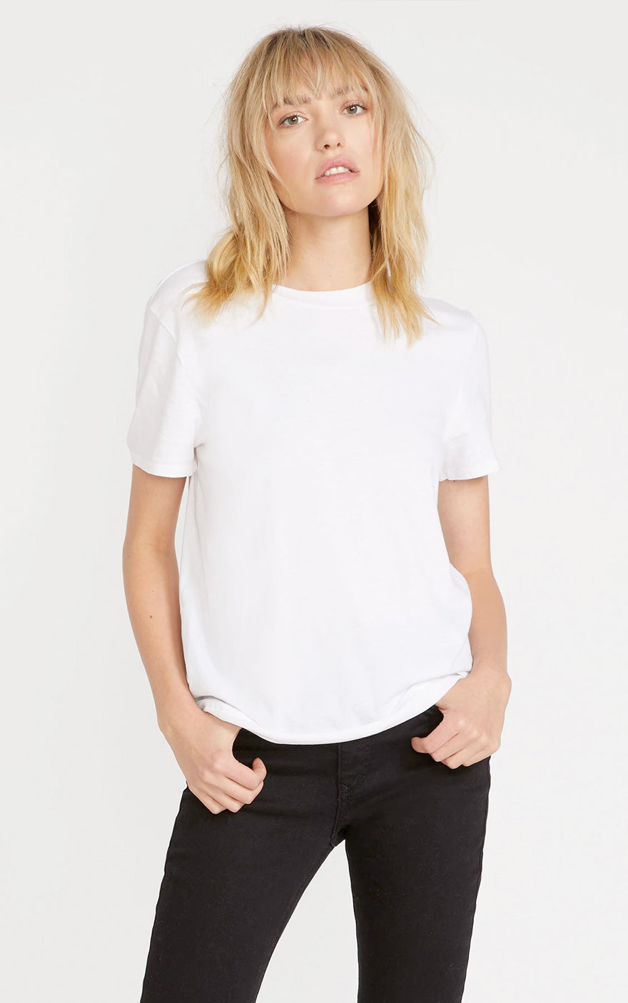 One Of Each Boyfriend Tee White